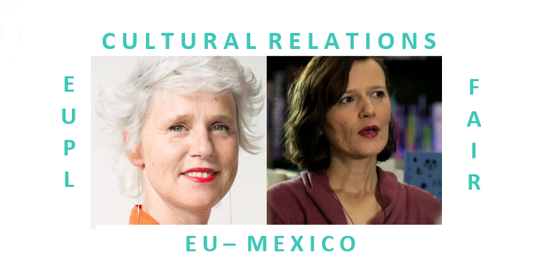 EU-Mexico Cultural Relations: EUPL authors in Mexico
