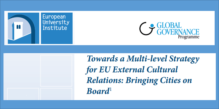 Towards a multi-level strategy for EU external cultural relations