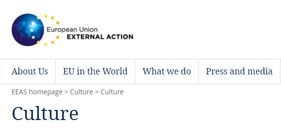 Culture in the EEAS